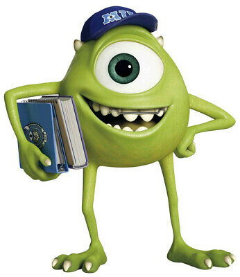 Mike Wazowski - Disney  Monsters Inc. Cake Figurine Topper • 7.99£
