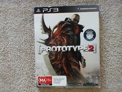AU5 • Buy Ps3 (prototype2) Limited Radnet Edition