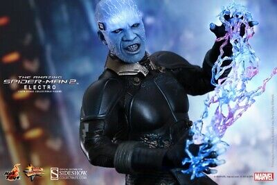 The Amazing Spider-man 2~electro~sixth Scale Figure~mms246~hot Toys~mibs • 199.95$