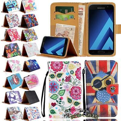 £1.99 • Buy For Samsung Galaxy S1 S2 S3 S4 S5 - Flip Leather Wallet Stand Cover Phone Case