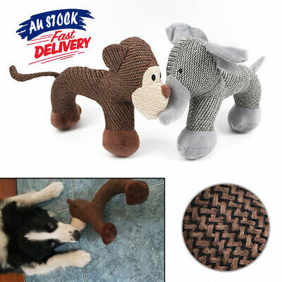 AU12.93 • Buy Aggressive Dogs Chew Toys Squeaky Toy For AU Indestructible Sound Squeaker