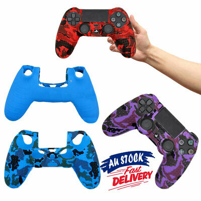 AU10.45 • Buy Ps4 Controller Cover For Playstation 4 Silicone AU Case Skin Grip