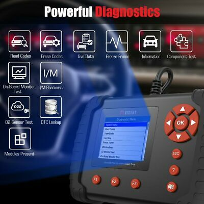 Vident ILink400 Diagnostic Scan Tool OBDII Code Reader ABS SRS SAS All System • 158.95$