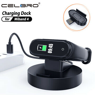 $3.04 • Buy For Xiaomi Mi Band 4  Smart Watch USB Charging Cable Dock Bracelet Charger Cord