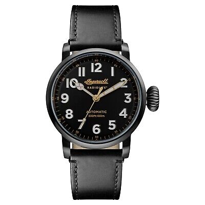 $ CDN186.09 • Buy Ingersoll Mens Linden Automatic Watch - I04805 NEW
