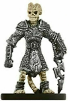 $ CDN6.13 • Buy Skeletal Tiefling - Savage Encounters - Dungeons & Dragons Miniature (DDM) - #34