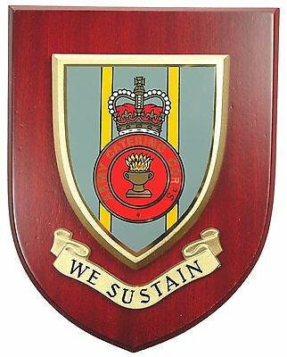 Army Catering Corps Classic Hand Made In The Uk Regiment Mess Plaque • 19.99£