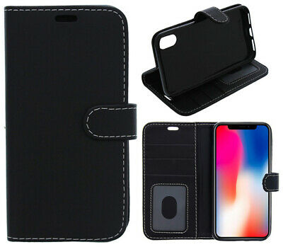 AU8.48 • Buy For OnePlus 5T Phone Case, Cover, Folio, Flip Wallet, Slots, PU Leather / Gel