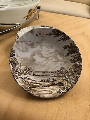 VINTAGE RIDGWAY POTTERY 'COUNTRY DAYS' SMALL BOWL/DISH X 4  • 4.99£