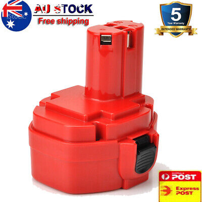 AU27.99 • Buy 14.4V 2.0AH NI-MH Battery For Makita 1420 1422 1433 1434 1435 1435F 192699-A AU