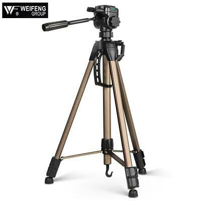 AU29.75 • Buy Weifeng Professional Camera Tripod Monopod Stand DSLR Ball Head Mount Flexible