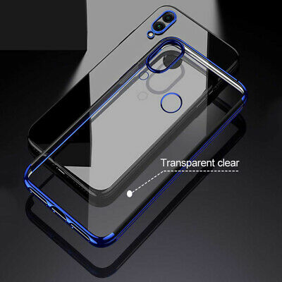 Clear Case For Xiaomi Redmi Note 8 Pro 7 Protective Cover • 6$