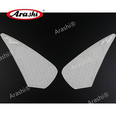 AU19.99 • Buy Fit For YAMAHA R1 2004 2005 2006 R-1 R 1 Gas Fuel Tank Side Pad Traction Grip