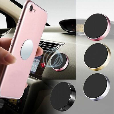 AU5.95 • Buy Universal Magnetic Car Phone Holder Dashboard Hands-Free Mobile GPS Mount Stand