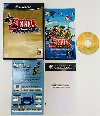 $67.95 • Buy The Legend Of Zelda: The Wind Waker (GameCube, 2003) FOR RENTAL USE ONLY RARE!!