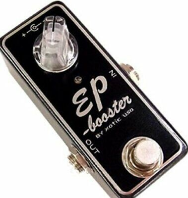 Xotic EP Booster Effects Pedal [FREE SHIPPING] • 293.15£