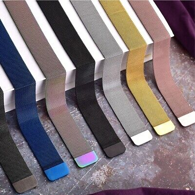 AU7.49 • Buy Magnetic Milanese Band Stainless Steel Strap For Apple IWatch Series 1 2 3 4 5 6
