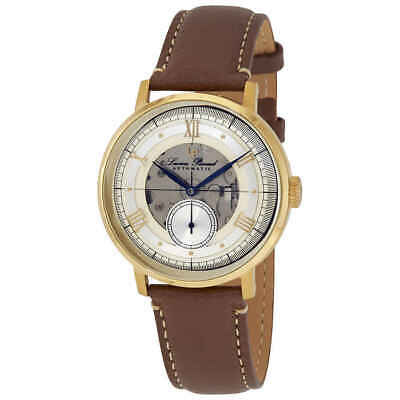 $ CDN162.99 • Buy Lucien Piccard Automatic Gold Dial Unisex Watch 1673A1