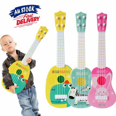 AU15.95 • Buy Guitar Toy Ukulele Educational For Kids Classical Beginner Musical Instrument AU