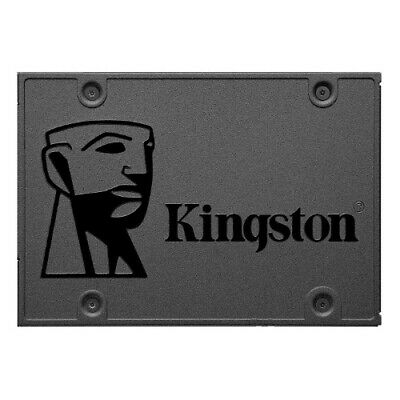 AU86.94 • Buy Kingston A400 480GB 2.5  SATA3 6Gb/s SSD - TLC 500/450 MB/s 7mm Solid State D...