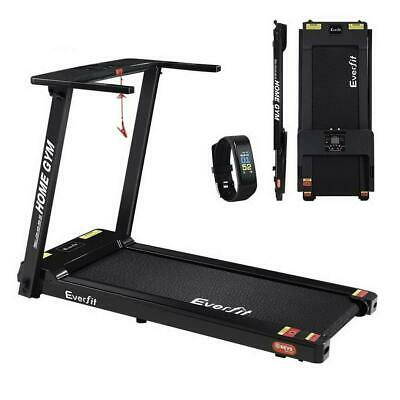 AU569.95 • Buy Everfit Electric Treadmill Home Gym Exercise Running Machine Fitness Equipment C