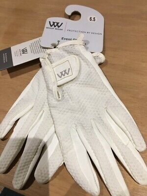 £16 • Buy Woof Wear Event Gloves White  6.5  8  8.5