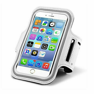 £3.49 • Buy Sports Armband Case Holder Gym Running Jogging Arm Band Strap IPhones 4/4s & 5