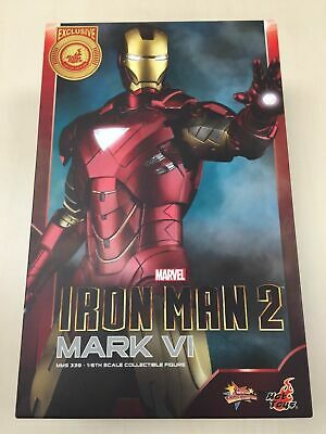 AU510 • Buy Hot Toys Iron Man 2 Mark VI Mark 6 MMS 339 MMS339 Exclusive Limited Edition