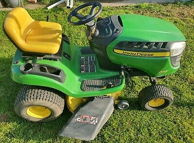 AU2450 • Buy John Deere D110 Ride On Mower - Excellent Condition
