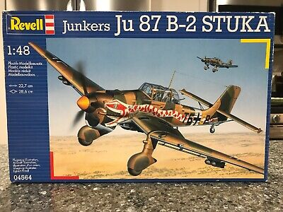 $18.95 • Buy Revell 1:48 Scale | Junkers Ju 87 B-2 Stuka | New In Box | 04564