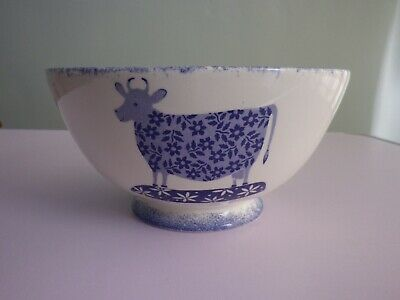 £15.99 • Buy Moorland Pottery Cow Fruit Bowl