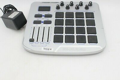 $64.99 • Buy M-Audio Trigger Finger MIDI Controller With Pads & Power