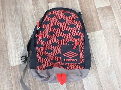 Rucksack By Umbro - Ideal For School PE • 2.99£