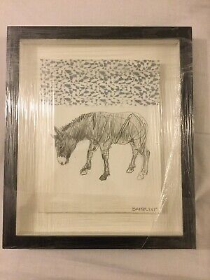 £750 • Buy Charming Baker - 'Donkey' Original Drawing (Signed - 1 Of A Kind!) ACBF 2019