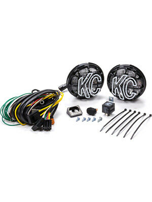 AU399 • Buy Kc Hilites Light Assembly Apollo Pro Series Fog 5 In Round 55 Watts Halog… (452)