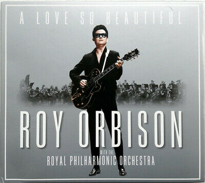 $7.58 • Buy Roy Orbison & Philharmonic Orchestra  A Love So Beautiful Sealed Cd Tracks Pic 2
