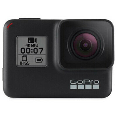 AU529 • Buy GoPro Hero7 Black 4K Action Sports Camera CHDHX-701-RW