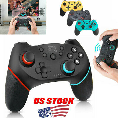 $17.99 • Buy Wireless Pro Controller Gamepad Joypad Remote For Nintendo Switch Console US