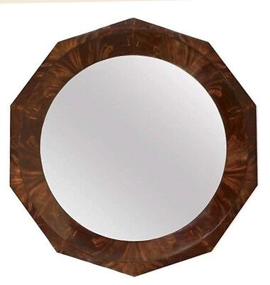 $895 • Buy AERIN Lauder X-Large Mahogany Mid Century $5995 FLANNERY MIRROR By EJ VICTOR