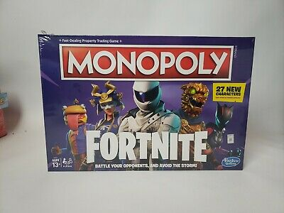 $7.99 • Buy Monopoly: Fortnite Edition Board Game