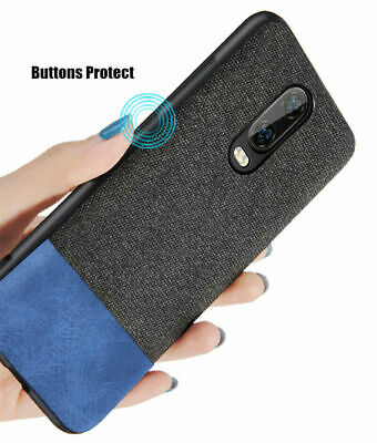 AU12.50 • Buy Oneplus 6T 5T 6 5 7 7T PRO TPU  Leather Shockproof  Case Cover