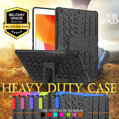 AU14.99 • Buy For Apple IPad 10.2 7th 7 Generation 2019 Kids Shockproof Heavy Duty Case Cover