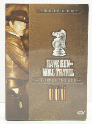 $12.44 • Buy Have Gun, Will Travel : The Complete Third Season : DVD : NEW