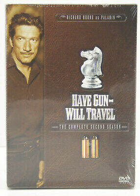 $11.46 • Buy Have Gun, Will Travel : The Complete Second Season : DVD : New