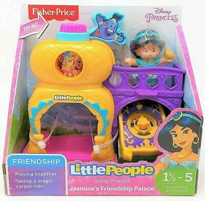 Fisher Price Little People Jasmines's Friendship Palace Playset - Rare • 11.95£