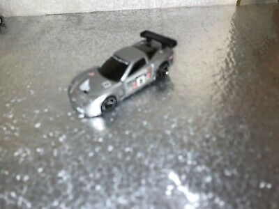 Loose Hot Wheels Chevrolet Corvette C6R - Silver • 1.59$