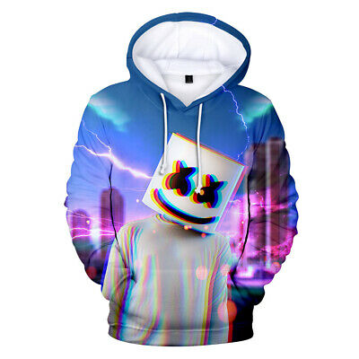 $ CDN12.42 • Buy NEW 2020 Fortnight Gamer 3D DJ Battle Royale Men Women Warm Hoodies Sweatshirts