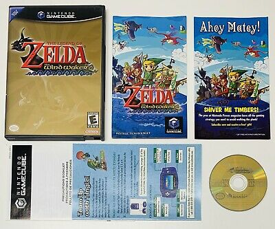 $49.95 • Buy Legend Of Zelda: The Wind Waker (GameCube, 2003) COMPLETE! FAST SHIPPING! NICE!