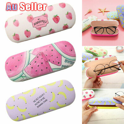 AU11.39 • Buy Eye Glasses Case Hard Box Sunglasses Container Student Protector Holder