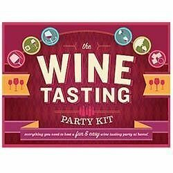 The Wine Tasting Party Kit: Everything You Need To Host A Fun & Easy Wine Tastin • 20.73$